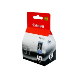 Canon PG37 Black Ink Cart